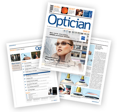 Optician Special Subscription Rate
